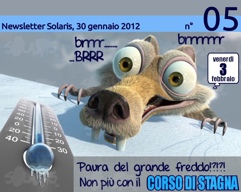 Solaris newsletter - Muta stagna dive system ...